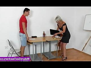 Blonde Blowjob Handjob Hardcore Mammy Mature MILF Wife