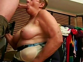 Blowjob Cumshot Facials Granny Hot Mammy Mature Sucking