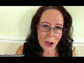 Cougar Granny HD Mature MILF Prostitut Stocking