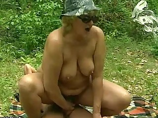 Mammy Old and Young Granny Outdoor Mature Pussy Teen Hairy