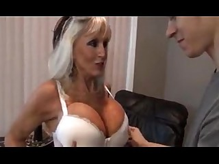 Big Cock Fuck Huge Cock Innocent Mammy MILF Big Tits