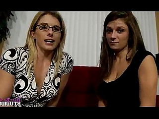 Daughter Facials MILF Teacher Car Cum Cumshot