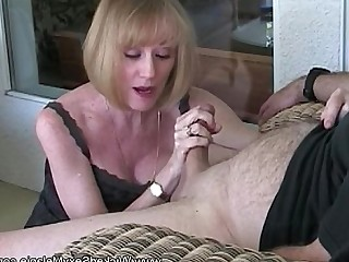 Granny Fuck Creampie Cougar Blonde Blowjob Cumshot Homemade