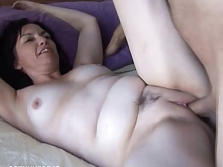 Mature MILF Sweet Wife BBW Facials Cute Fuck