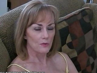 Mature Really MILF Homemade Granny Cumshot Amateur Blonde