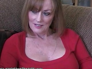 MILF Prostitut Amateur Blonde Blowjob Boobs Facials Granny