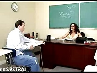 Ass MILF Teacher Schoolgirl