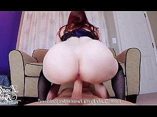 MILF Big Cock POV Ride