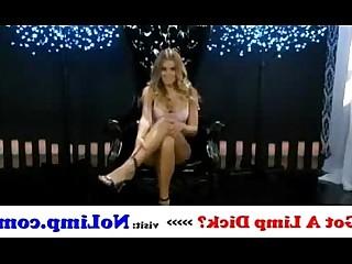 POV Lingerie Tease Striptease HD MILF Pornstar