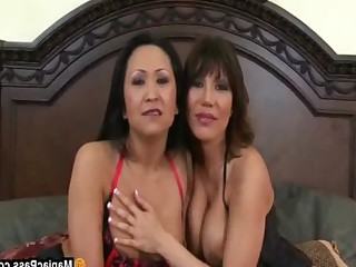 Anal Big Tits Brunette Facials Interracial Mature MILF Stocking