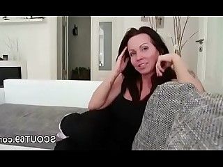 Close Up Fuck Hot Mammy Mature MILF POV Seduced