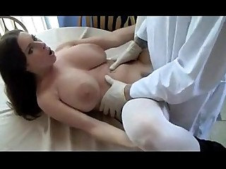 MILF Nipples Mature Brunette Big Tits