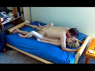 Blonde Boyfriend Foot Fetish Friends Fuck Mammy MILF Oil