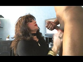 Sperm Whore Cum Cougar Cumshot Dress MILF