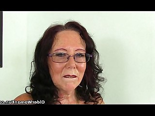Granny Mature MILF Cougar HD