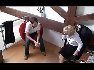Granny Mature Teen