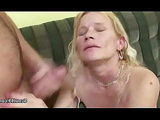 Hardcore Mammy Mature MILF Seduced Daddy Fuck
