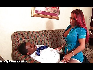 Black Blowjob Big Cock Cougar Cumshot Hardcore HD Hot