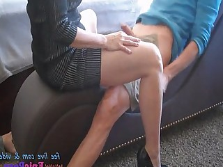 Nasty MILF Mature Mammy Teacher POV