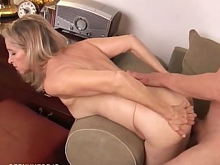 Ass Beauty Blonde Cougar Cumshot Facials Fuck Granny