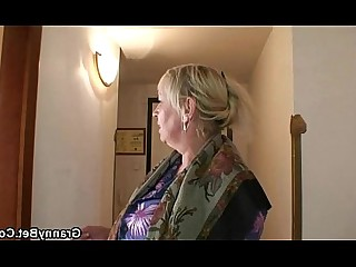 Granny Hot Mature Old and Young Pleasure Pussy Slender Teen