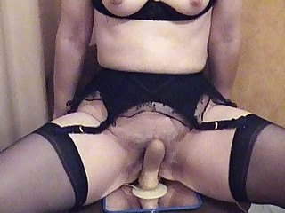Amateur Ass Cumshot Dildo Homemade Horny Hot Housewife