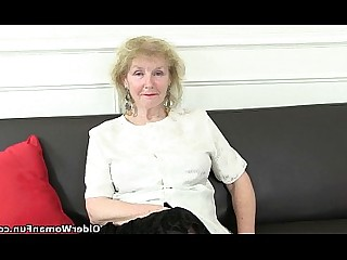 Cougar Granny HD Mammy Mature MILF Stocking
