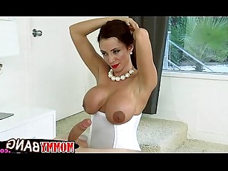 Mature MILF Pornstar Teen Threesome Big Tits Blowjob Facials