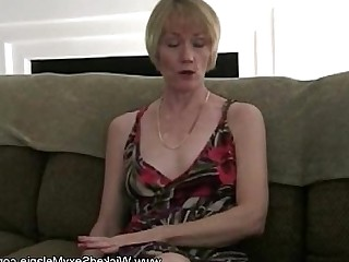 Mature Cougar MILF Mammy Fuck Facials Daughter Daddy