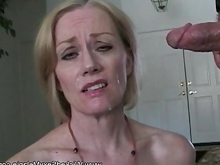 Facials Mammy Mature Cumshot Creampie Cougar Boss Blowjob
