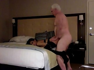 Brunette Doggy Style Double Penetration Fuck Granny Hardcore Homemade Little