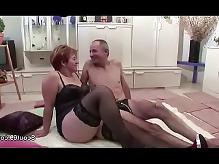 Hardcore Mature Lingerie Granny First Time Double Penetration Casting