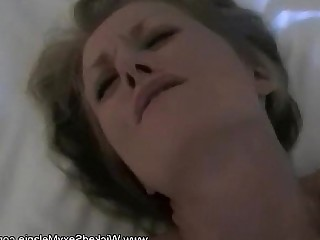 Mature MILF Oral Pussy Sucking Amateur Blowjob Close Up