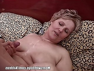 Wife Blonde Cougar Cumshot Mature BBW Friends Hot