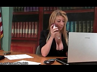 Interracial Mammy MILF Mouthful Secretary HD Hardcore Black