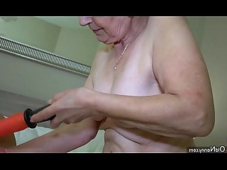 Old and Young Toys Granny Hot Teen Lesbian Mature Masturbation