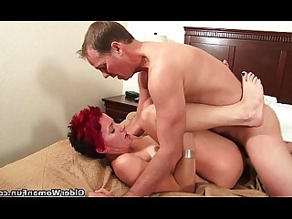 Mouthful MILF Mature Hot HD Hardcore Cumshot Cougar