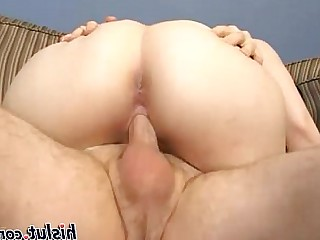 Ass Brunette Car Creampie Mature