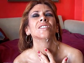 Cougar Cumshot Facials Fuck Granny Hot Housewife Juicy