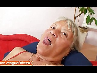 Nasty Toys Shaved Mature Masturbation Mammy Hairy Granny
