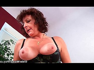 Cougar Granny Hairy HD Mammy Mature