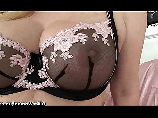 Cougar Granny HD Mammy Mature Stocking