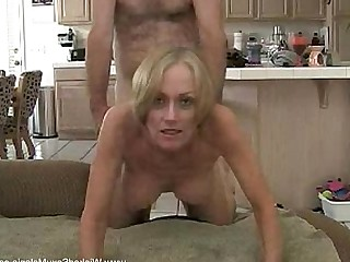Amateur Blonde Cougar Creampie Cum Cumshot Facials Homemade