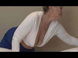 Kiss Mature Ass Granny Skirt Upskirt Pussy Foot Fetish