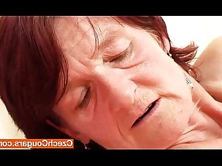 Toys Oil Nasty Mature Masturbation Mammy Granny Ass