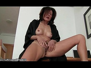 Cougar Granny HD Juicy Mammy Masturbation Mature Pussy