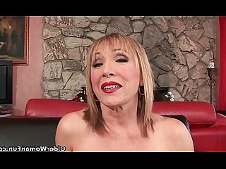Hot Granny MILF Mature Mammy Cougar Cumshot Facials