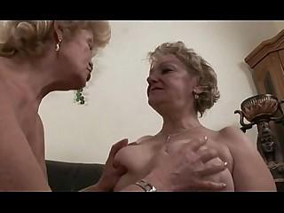 Mature Granny Lesbian