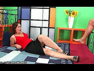 HD Blowjob Cougar Cumshot Facials MILF Hot Mammy