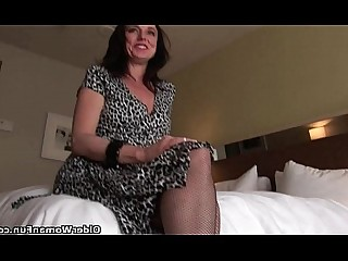 Granny Facials Cumshot HD MILF Cougar Mature Mammy